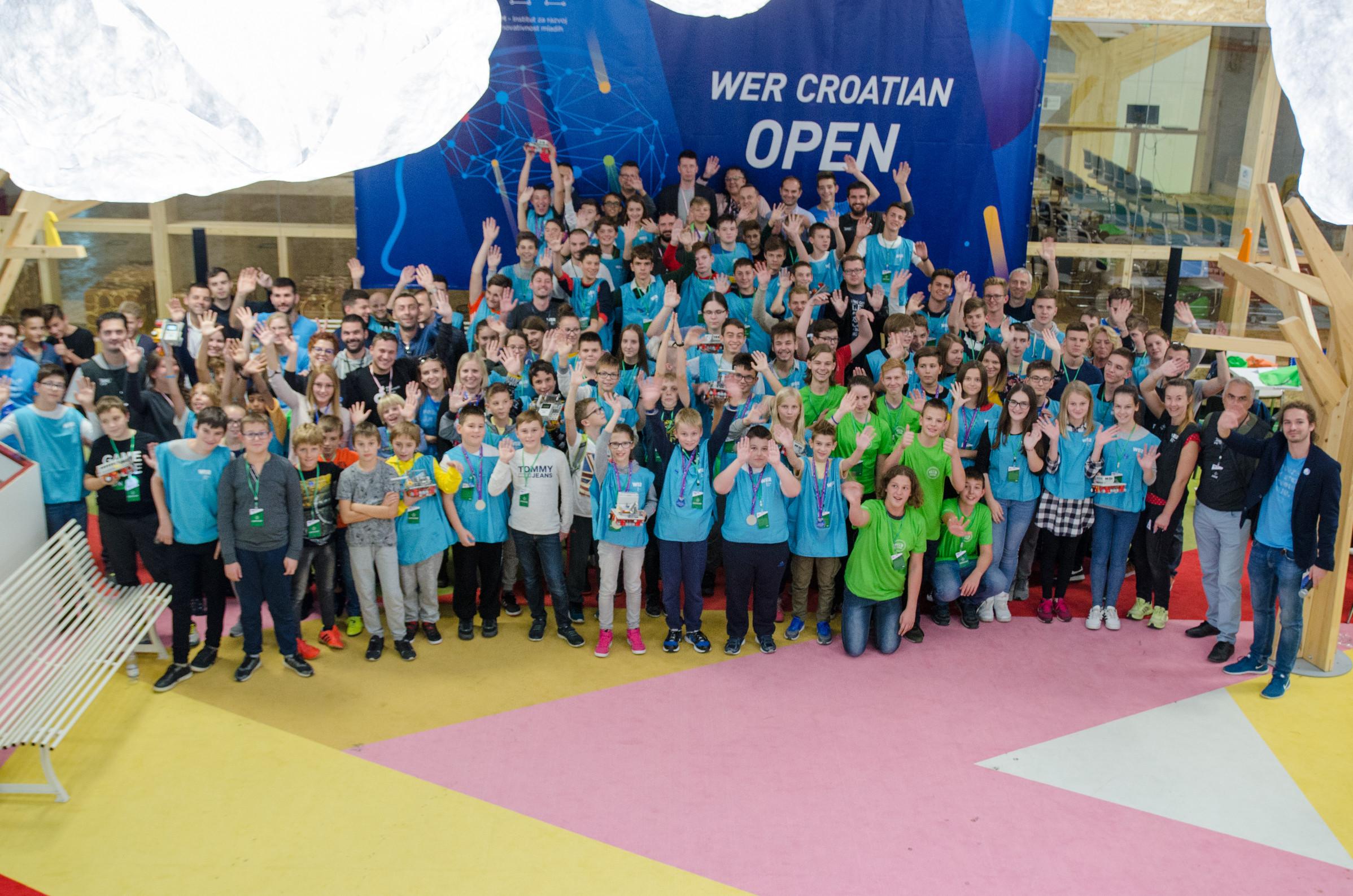 Natjecanje WER Croatian Open 2018.