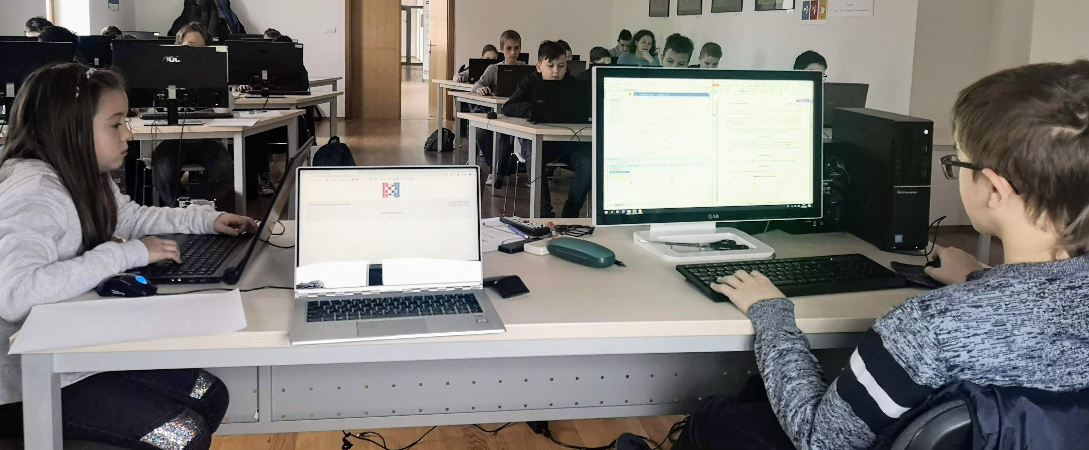 Iznimni rezultati u 3. kolu Hrvatskog otvorenog natjecanja u informatici