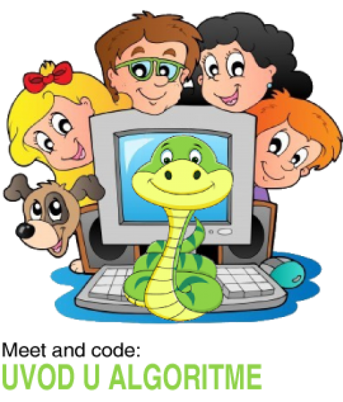 Meet and code: Uvod u algoritme