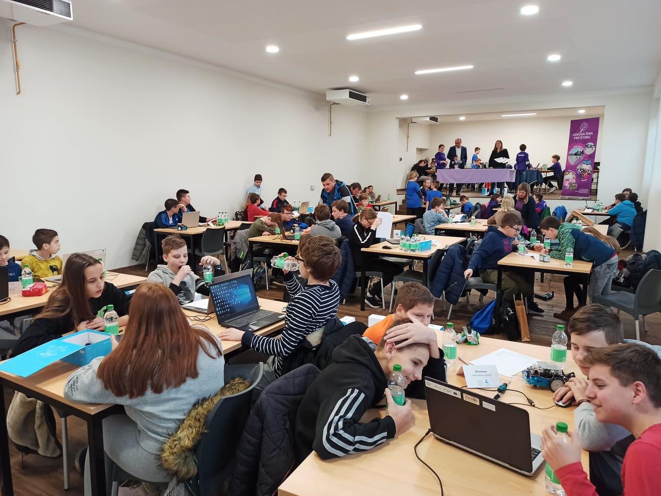 Konačni rezultati fizičkog kola Croatian Makers lige