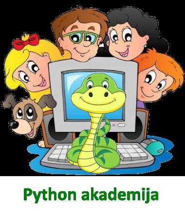I ja programiram! – Python akademija