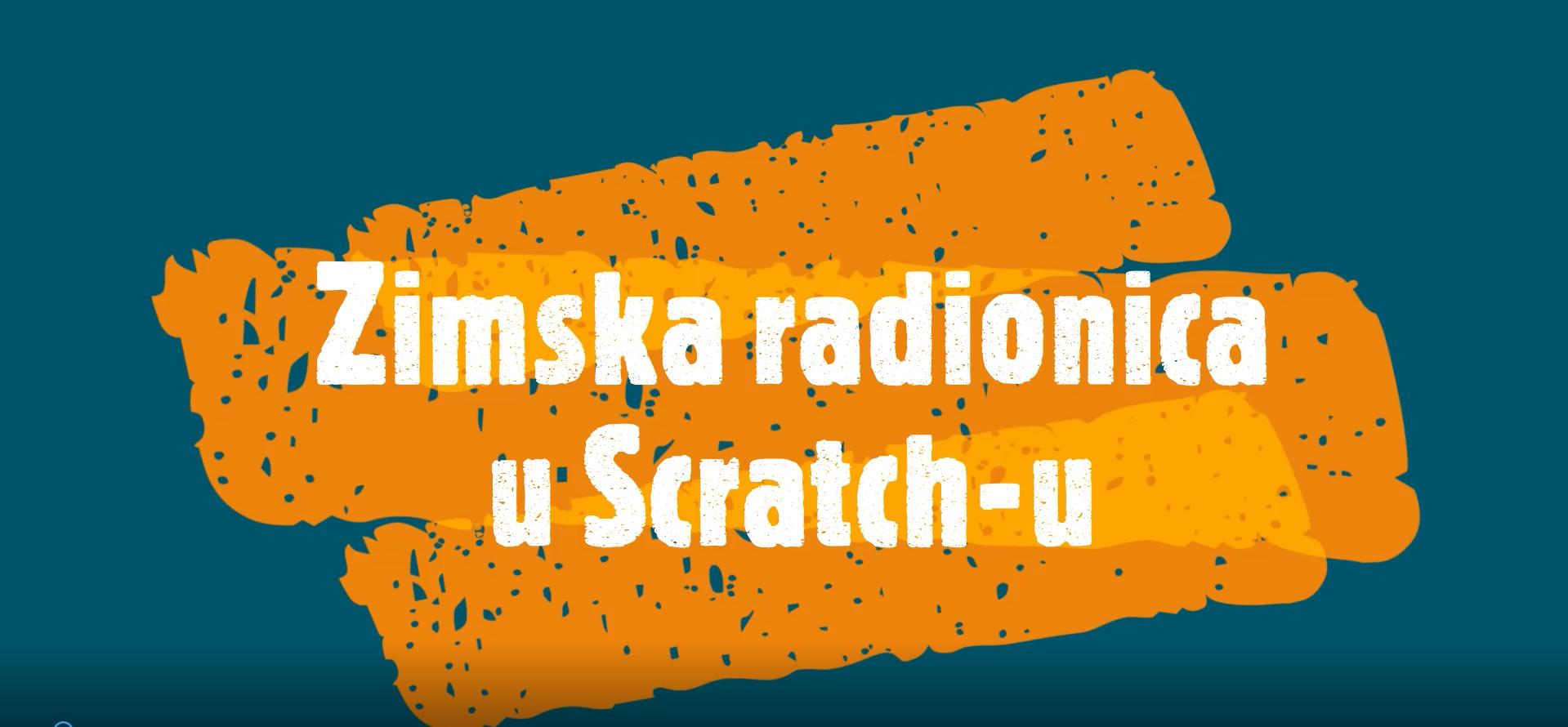 Zimska radionica u Scratch-u